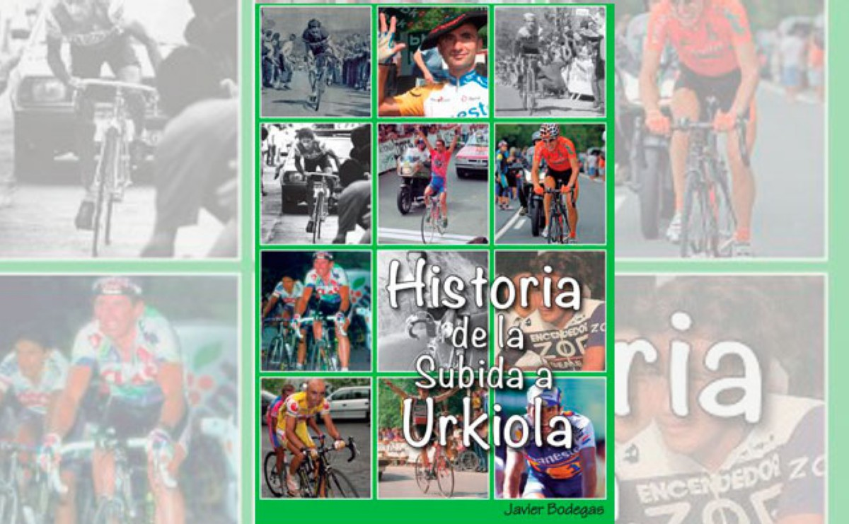 Ya a la venta libro que cuenta la historia de la subida a Urkiola