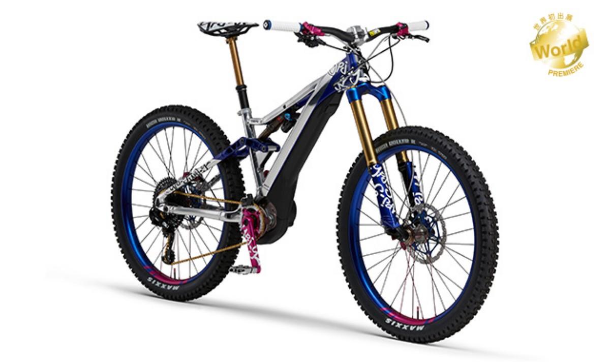 Yamaha presentará en Tokio sus prototipos de bicicletas eléctricas