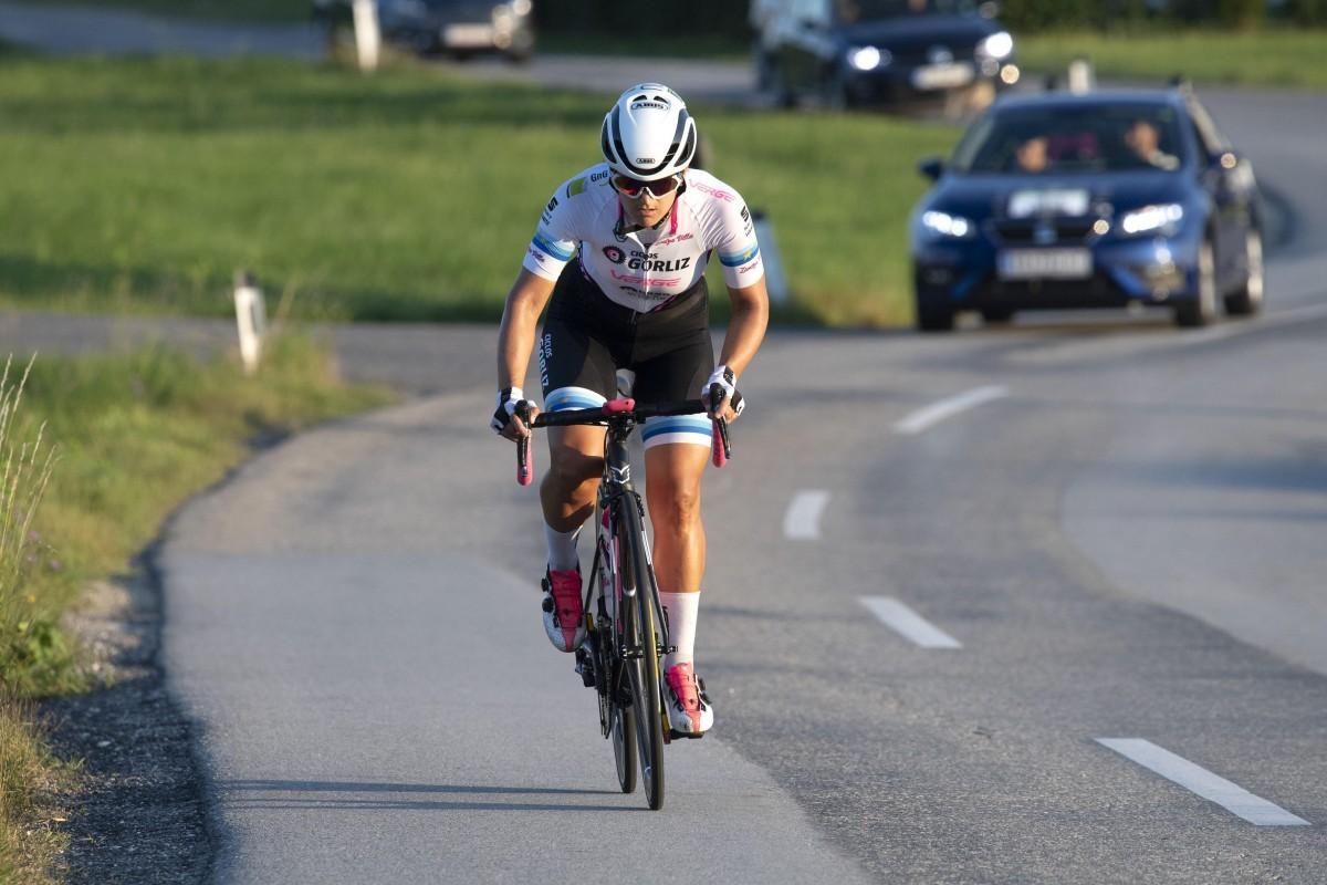 Ziortza Villa no podrá estar en el Campeonato del Mundo de ciclismo 24h por las restricciones Covid